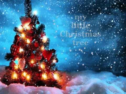 Marvelous LITTLE CHRISTMAS TREE   Jose Mari Chan (Lyrics)