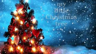 LITTLE CHRISTMAS TREE - Jose Mari Chan (Lyrics)