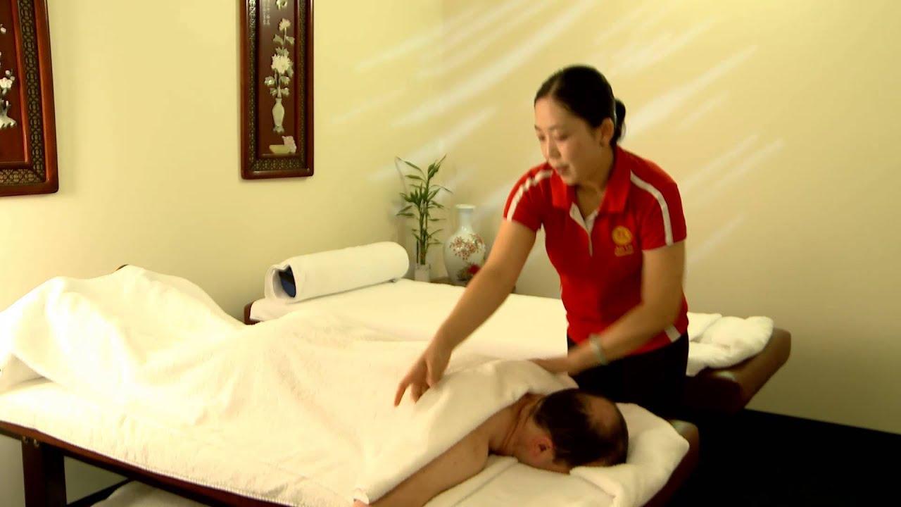 Asian massage oriental spa