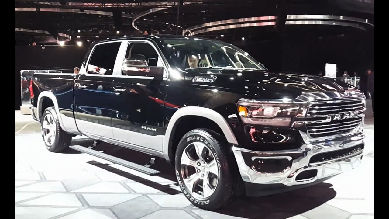 2019 ram 1500 walkaround features specifications youtube. Black Bedroom Furniture Sets. Home Design Ideas
