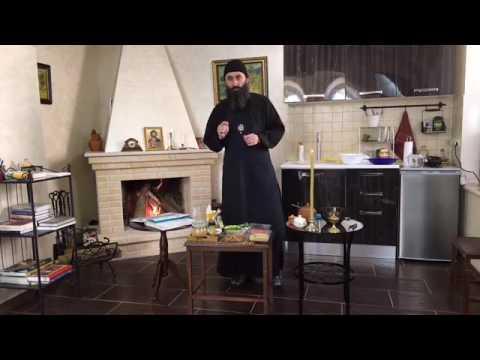 Как приготовить Учимся готовить с отцом Дорофеем. Поминальное блюдо Коливо. Часть 1.