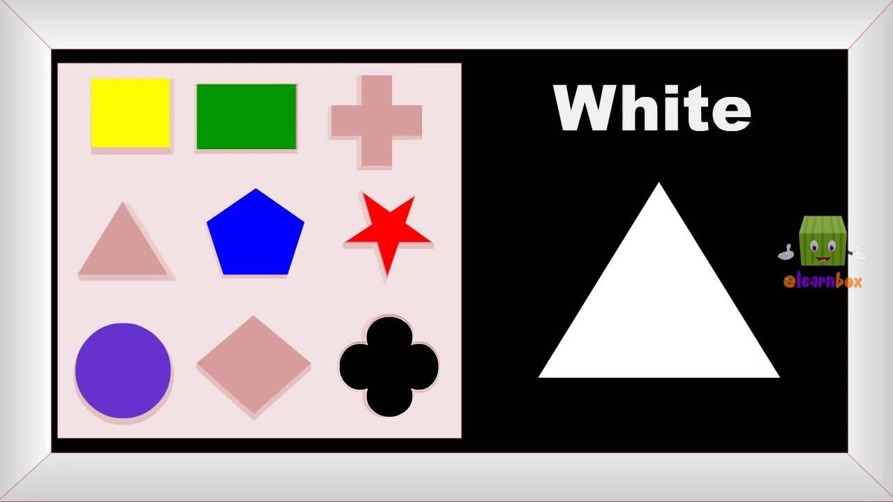 farben lernen f r kinder mit farbe formen lernen farben f r kinder und kinder im vorschulalter. Black Bedroom Furniture Sets. Home Design Ideas