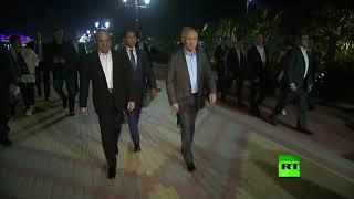 فيديو.. بوتين يصطحب الرئيس السيسى فى جولة على كورنيش سوتشى - اليوم السابع