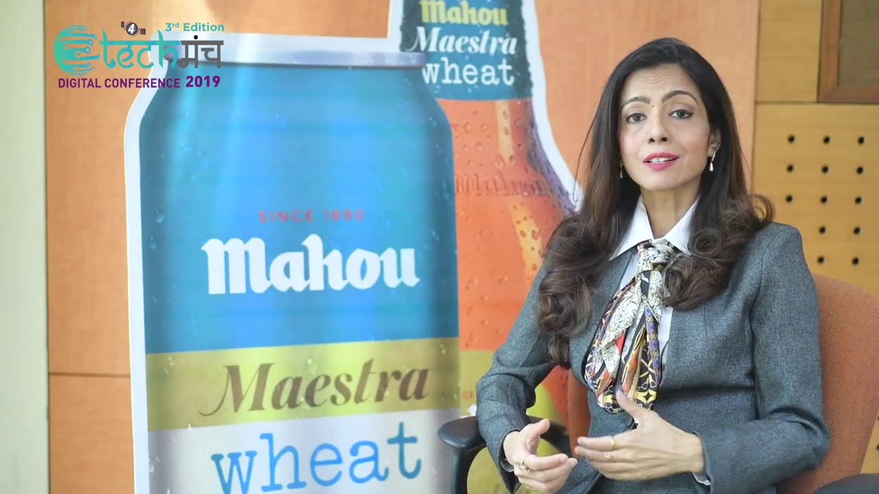 Ramita Chaudhuri, Chief Marketer, Mahou India