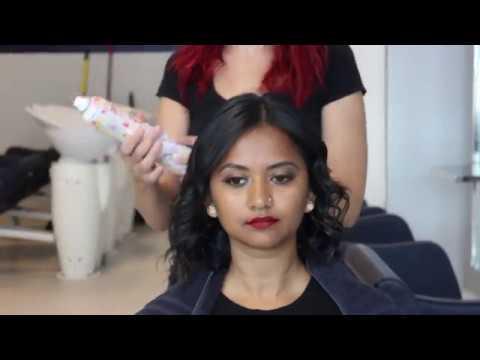 How to achieve beach waves blueprint hair studio youtube how to achieve beach waves blueprint hair studio malvernweather Choice Image