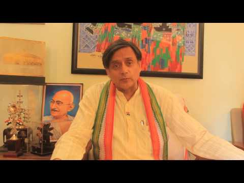 Dr Shashi Tharoor-Good News for Vizhinjam Port