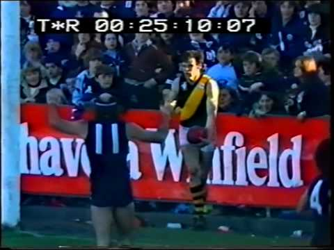 Francis Bourke Gets Whacked By Spectator