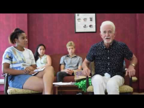 Q & A with Richard Kline at The Emerald Peek
