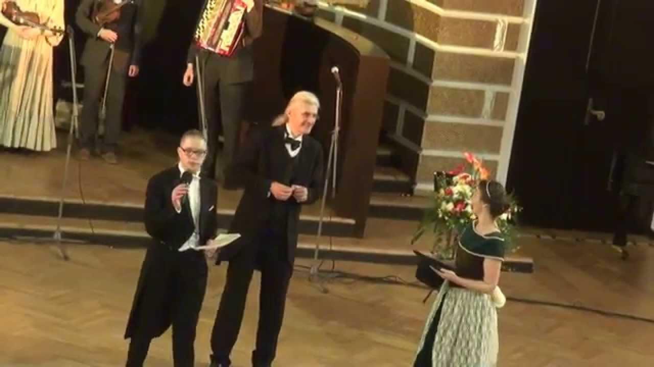 """00708 Folkloras mūzikas un deju kopas DANDARI 35 g. jubilejas """"kadriļu balle"""""""""""