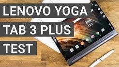 Lenovo Yoga Tab 3 Plus Test: Ein Medien-Tablet mit Schwachstellen