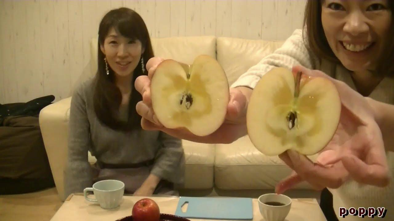 【シショー見てる?】美味しいリンゴを食べながらマロンちゃんに、気になる不登校その後を聞いてみた
