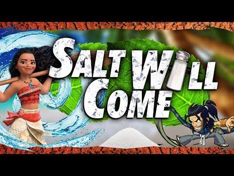 Salt Will Come - Brawlhalla Moana Parody