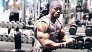 Ulisses Jr - Chest Pump