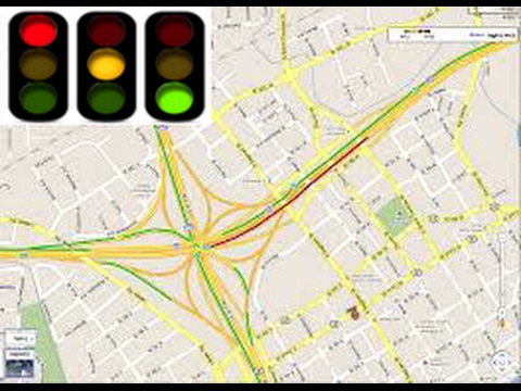 How to see live traffic on google map youtube how to see live traffic on google map sciox Image collections
