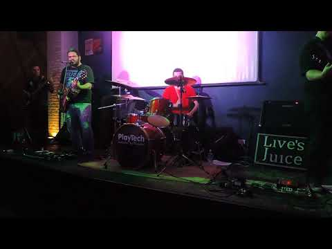 Live's Juice (Live Cover) Waterboy - Alkatraz Rock Bar 19/08/2017