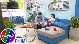 image THVL | Bí mật quý ông - Tập 236[4]: Ba chăm sóc từng li từng tí cho mẹ con Chà