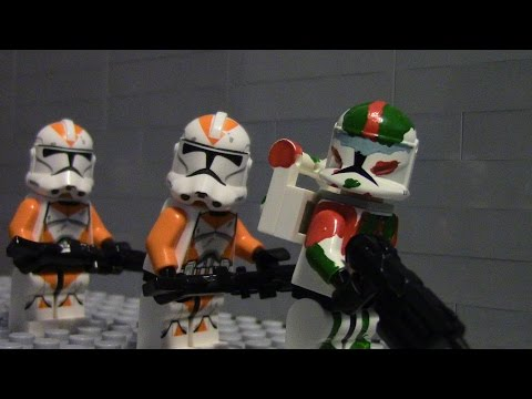 LEGO Star Wars: The Battle of Ord Mantell 2 (Animation) HD