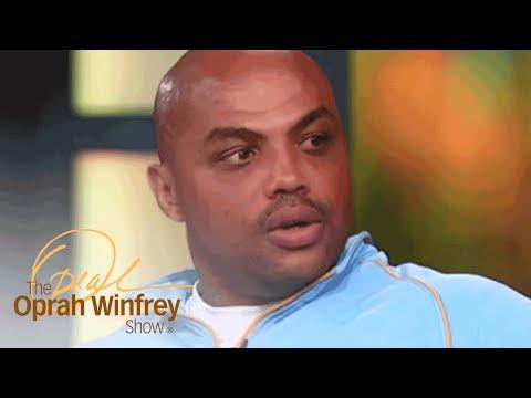 Michael Jordan Ribs Charles Barkley for His Golf Swing   The Oprah Winfrey Show   OWN