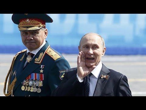 73dda7f3032b Ρωσία  Γιγαντιαία παρέλαση για τα 70 χρόνια από τη νίκη κατά του ναζισμού