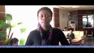 Отзывы иностранных студентов об Академии Туризма в Анталии | Academy of Tourism Antalya