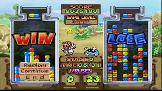 Sunday Longplay - Dr. Mario 64 (N64) - Story Mode (Mario, Super Hard)