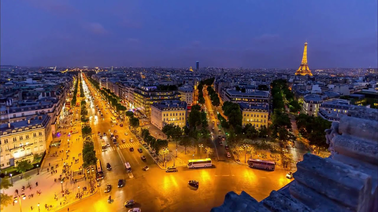 Paris One Of The Most Beautiful Cities On Earth
