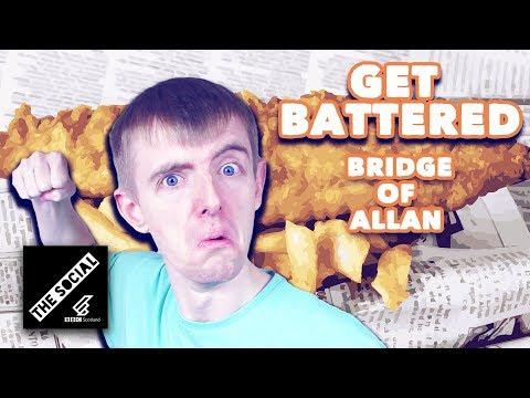 Gluten-Free Chippy In Bridge Of Allan   Get Battered