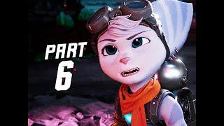 Ratchet & Clank Rift Apart Gameplay Walkthrough Part 6 (PS5 4K)