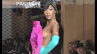 JEAN PAUL GAULTIER - FLYING JACKETS 2003 Paris - Fashion Channel
