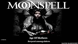 Watch Moonspell Age Of Mothers video
