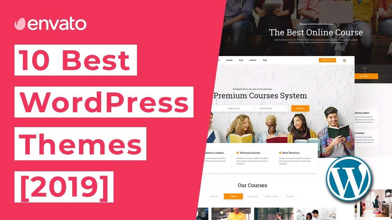10 Best WordPress Themes for SEO - Envato