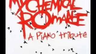 My Chemical Romance Piano Tribute - Teenagers