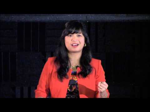 Trust your struggle: Akiko Aspillaga at TEDxPeacePlaza
