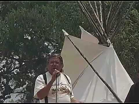 Indigenous Native American Prophecy (Elders Speak) Ojibwa Warrior Dennis Banks.part 6