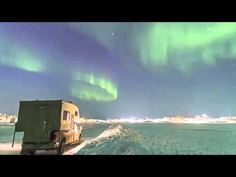 Aurora Borealis 4K UHD Tuktoyaktuk C445-7653-8307