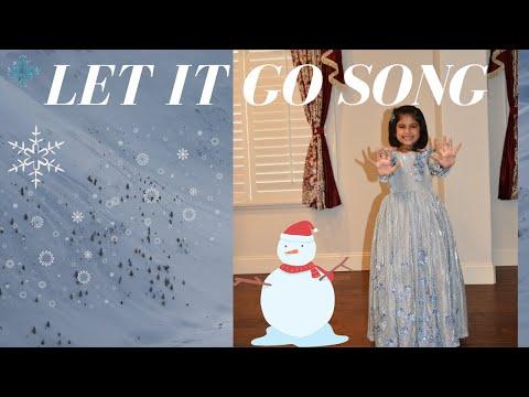 Let it Go Song - Frozen | Deetya