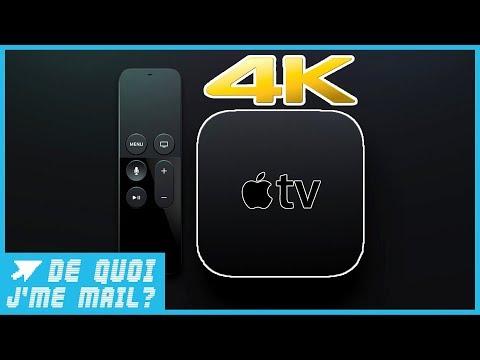 L'Apple TV 4K va-t-elle démocratiser l'Ultra HD ?   DQJMM (2/2)