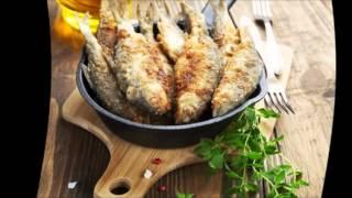 Как жарить рыбу на сковороде