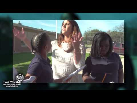 Janae Moseby - Your Future is on Our Classroom/FWISD