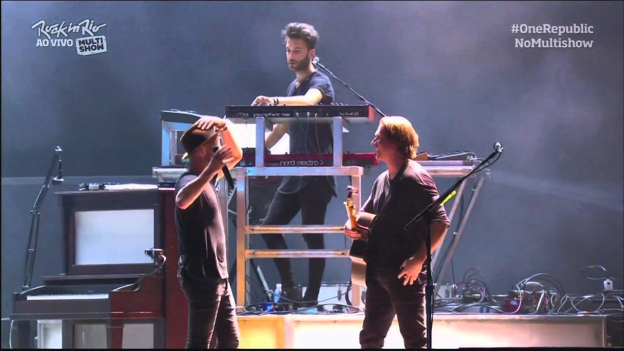 OneRepublic - Zach Spanish guitar intro and Counting Stars ...