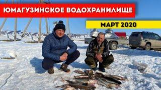 Рыбалка на Юмагузинском водохранилище 2020 год Закрытие сезона зимней рыбалки 2020