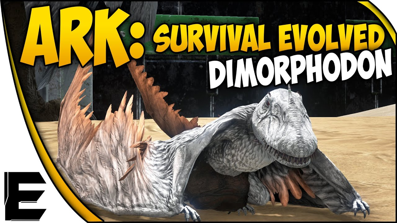 Ark survival evolved gameplay using dimorphodon to attack targets ark survival evolved gameplay using dimorphodon to attack targets youtube malvernweather Gallery