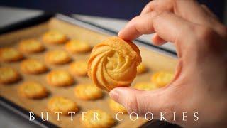 バタークッキー|MoLaLa Cookさんのレシピ書き起こし