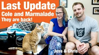 Cole and Marmalade Last Update