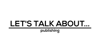 Lets Talk About | publishing | The Repeat Beat Poet + Hannah Chutzpah