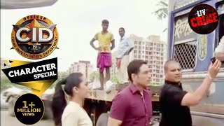 Daya है Case को ले कर Puzzled   सीआईडी   CID   Character Special