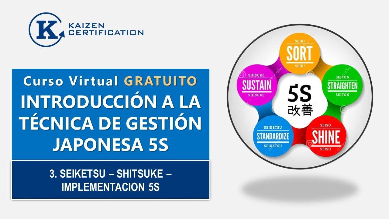 3 seiketsu shitsuke implementacion 5s youtube 3 seiketsu shitsuke implementacion 5s kaizen certification 1betcityfo Gallery