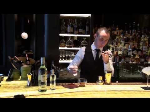 Bacardi Legacy 2013, Golden Prestige - Nicolas Michel, Bar Beau Rivage Palace Lausanne