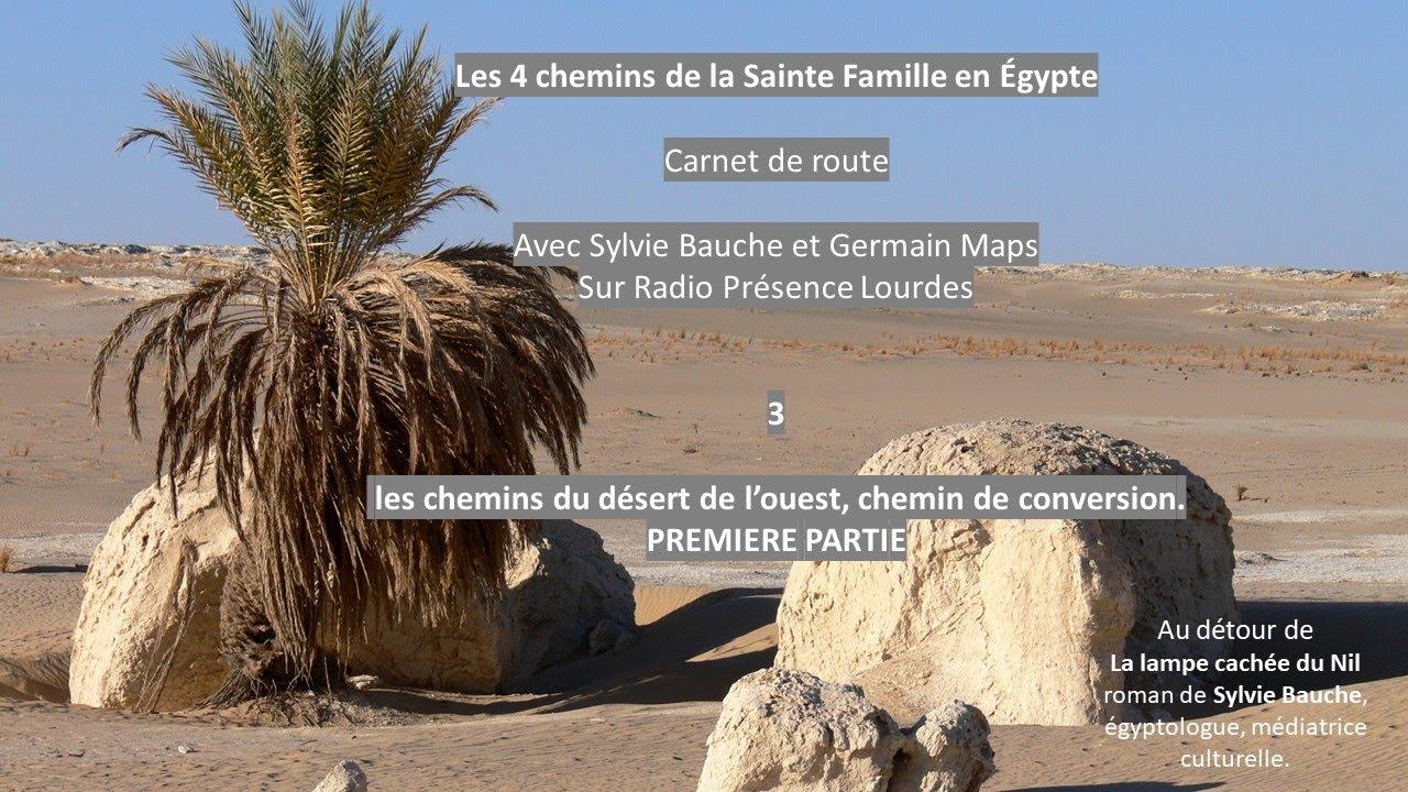 Carnet de route 3.Les chemins du désert de l'Ouest, appel à la conversion.