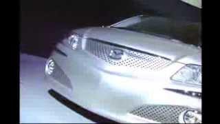 1999 Mazda MPV Concept Car